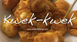 Kwek-Kwek with Soy-Vinegar Dip